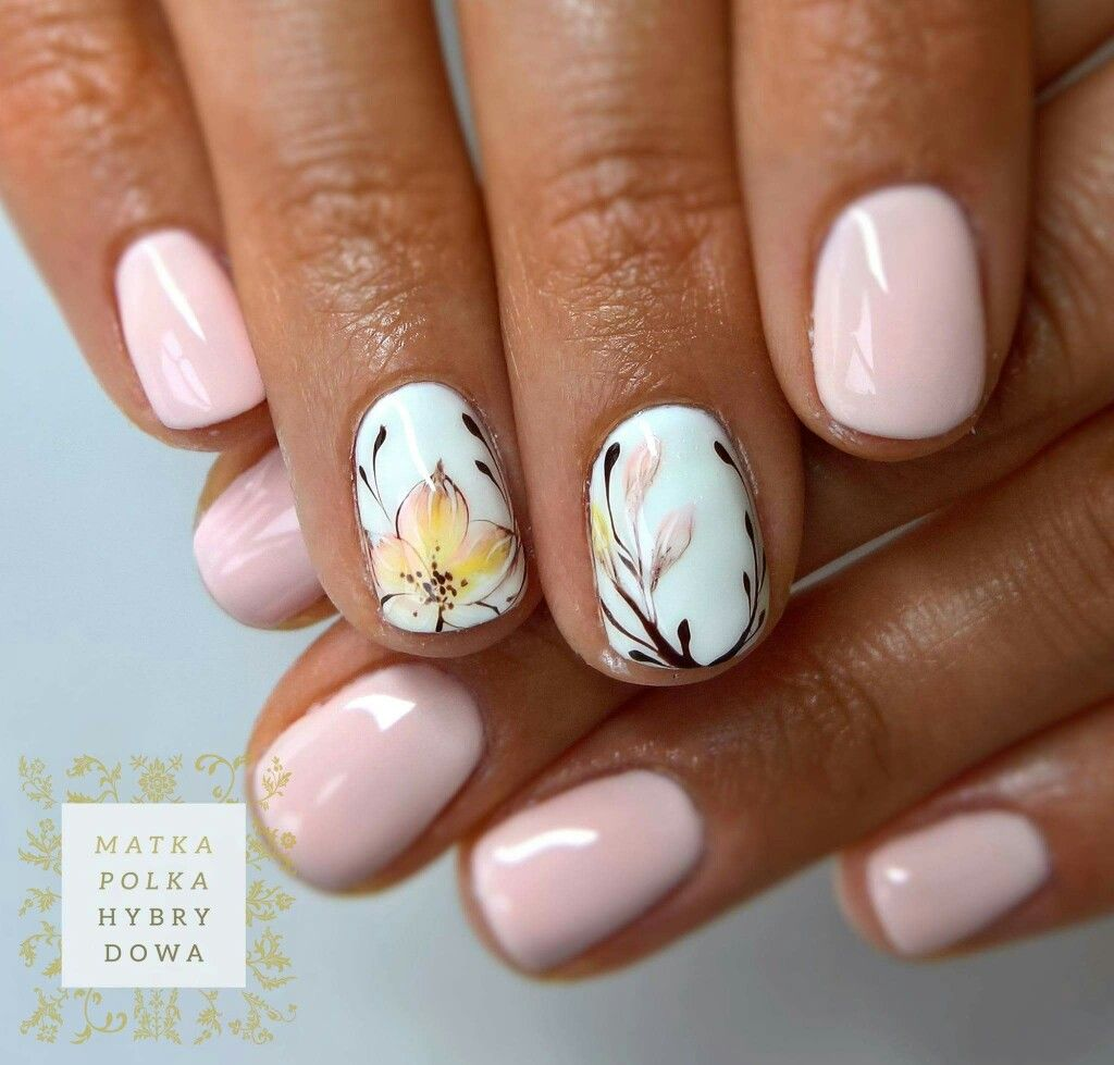 Pin by Preecharya Marnee-in on Nail Beauty | Pinterest | Manicure ...