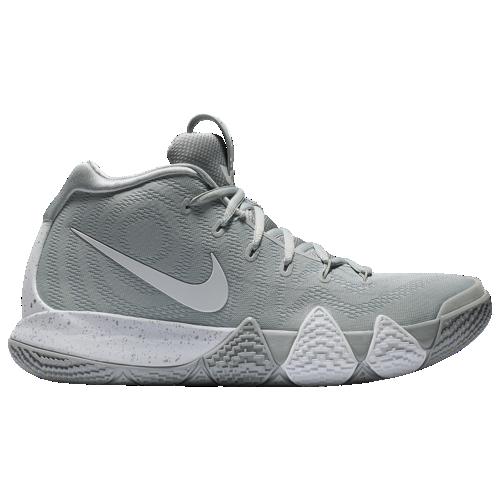 Nike Kyrie 4 Men's at Eastbay Mens grey shoes, Men