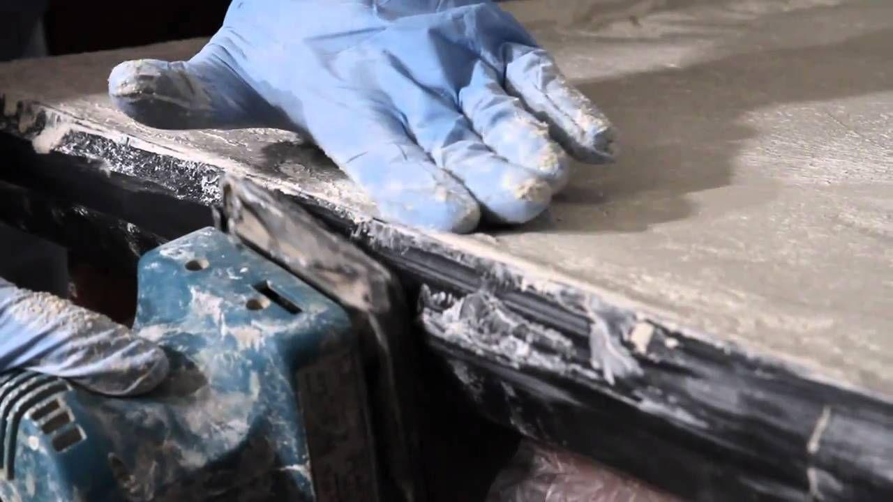 Diy Concrete Countertops How To Make Concrete Countertops Z