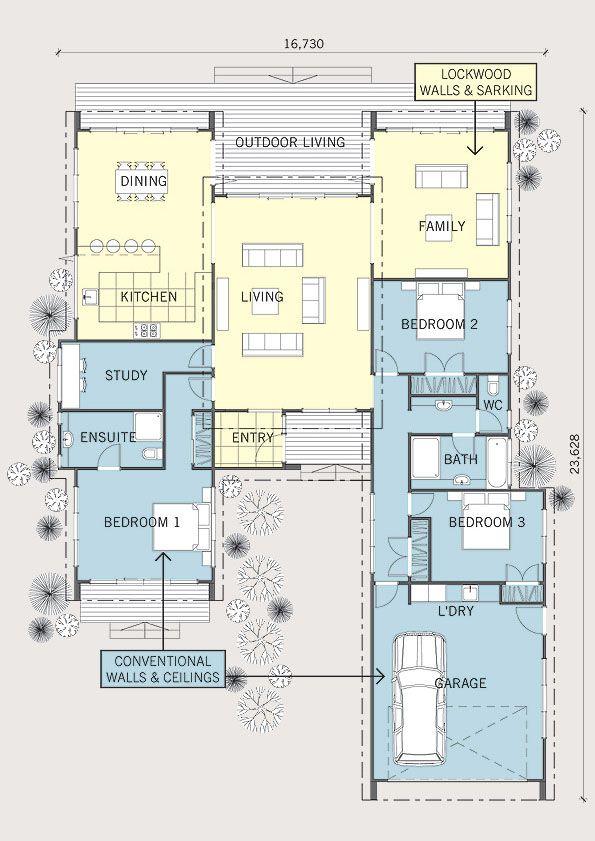 clarence floorplan 169 lockwood 2010 house floor plans