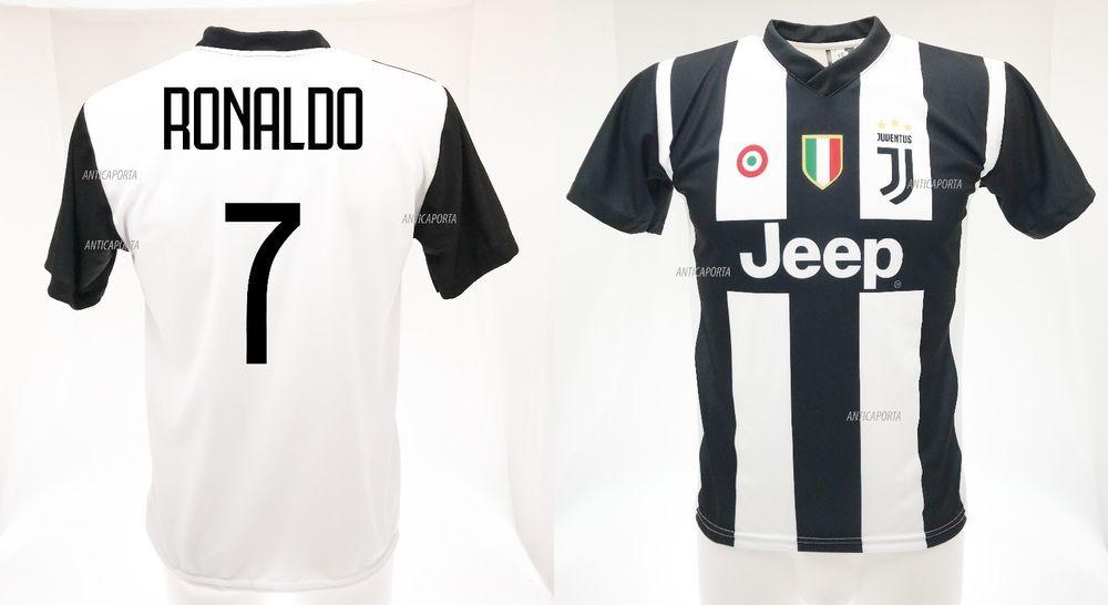 new style 2ce4f 19e0b Details about Maglia Ronaldo Juventus 2019 Ufficiale Juve ...