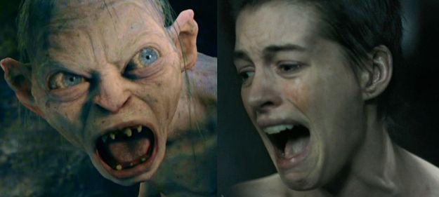 Gollum Sings I Dreamed A Dream From Les Miserables With