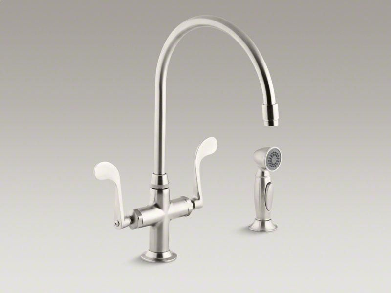 Pin On Kitchen Sinks Faucets