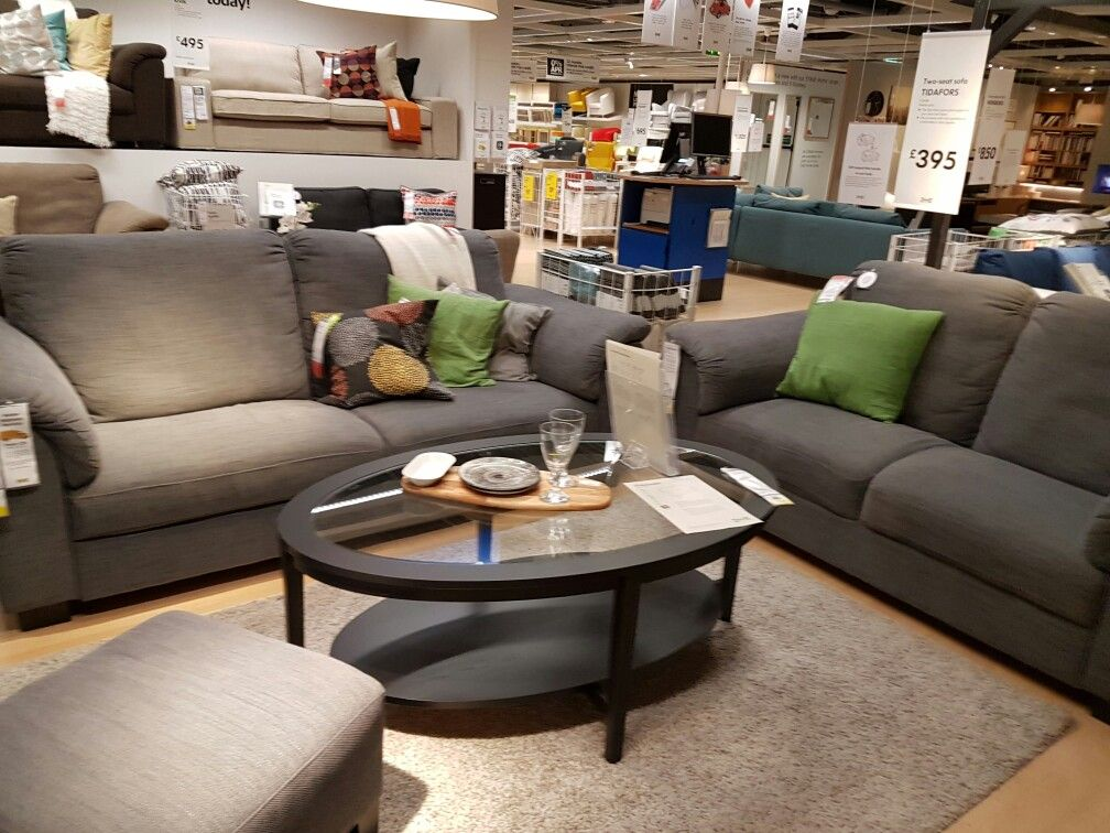 Tidafors Sofa From Ikea In The 2 And 3 Seater.
