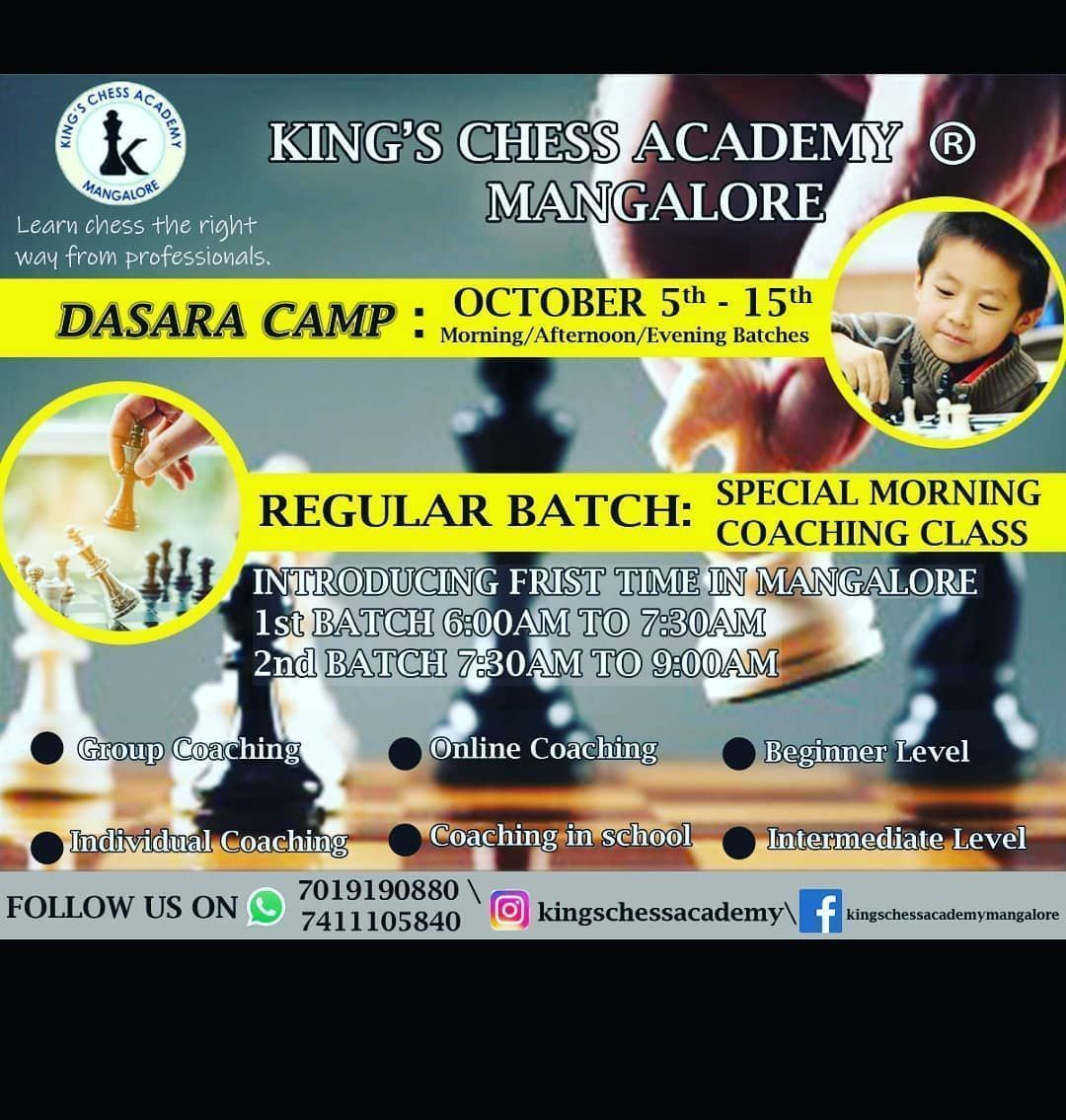 Graphic Design Kingschessacademy Graphic Graphicdesign Design Mangalore Chess Chessschool Photosho In 2020 With Images Poster Design Software Graphic Design Graphic Design Posters