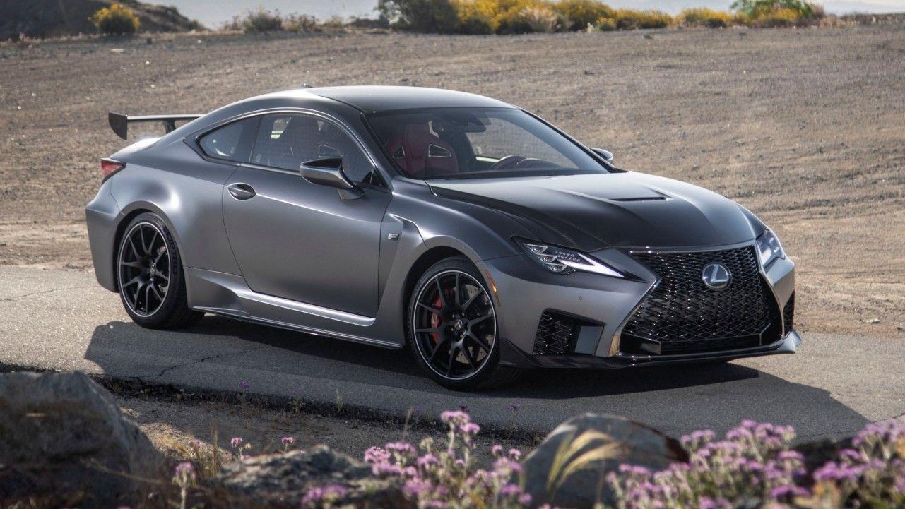 2020 Lexus Rc F Track Edition To Cost 96 650 Lexus Lc Sports Car Lexus Sports Car