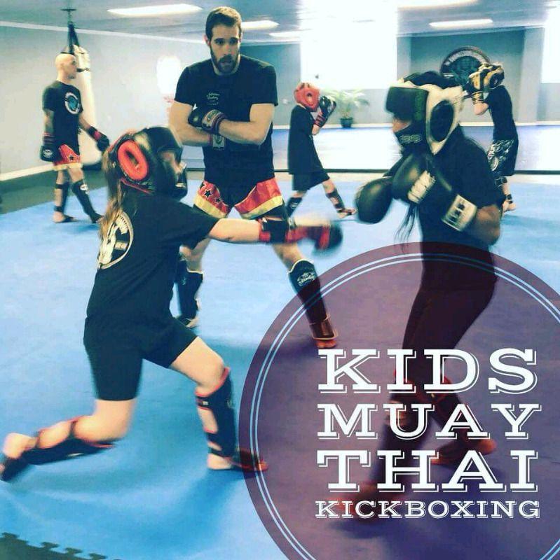 Listing item kickboxing martial arts muay thai