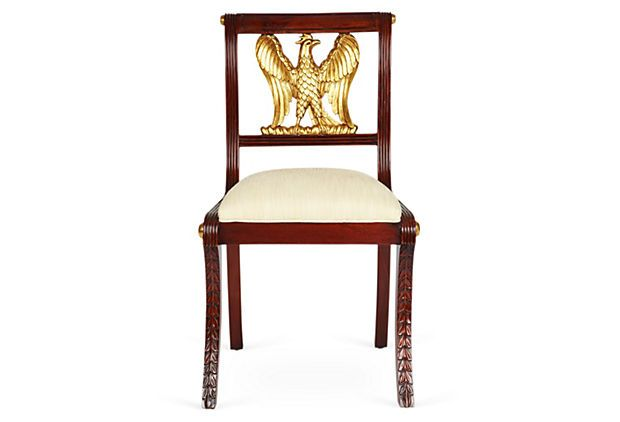 Meudon Side Chair on OneKingsLane.com