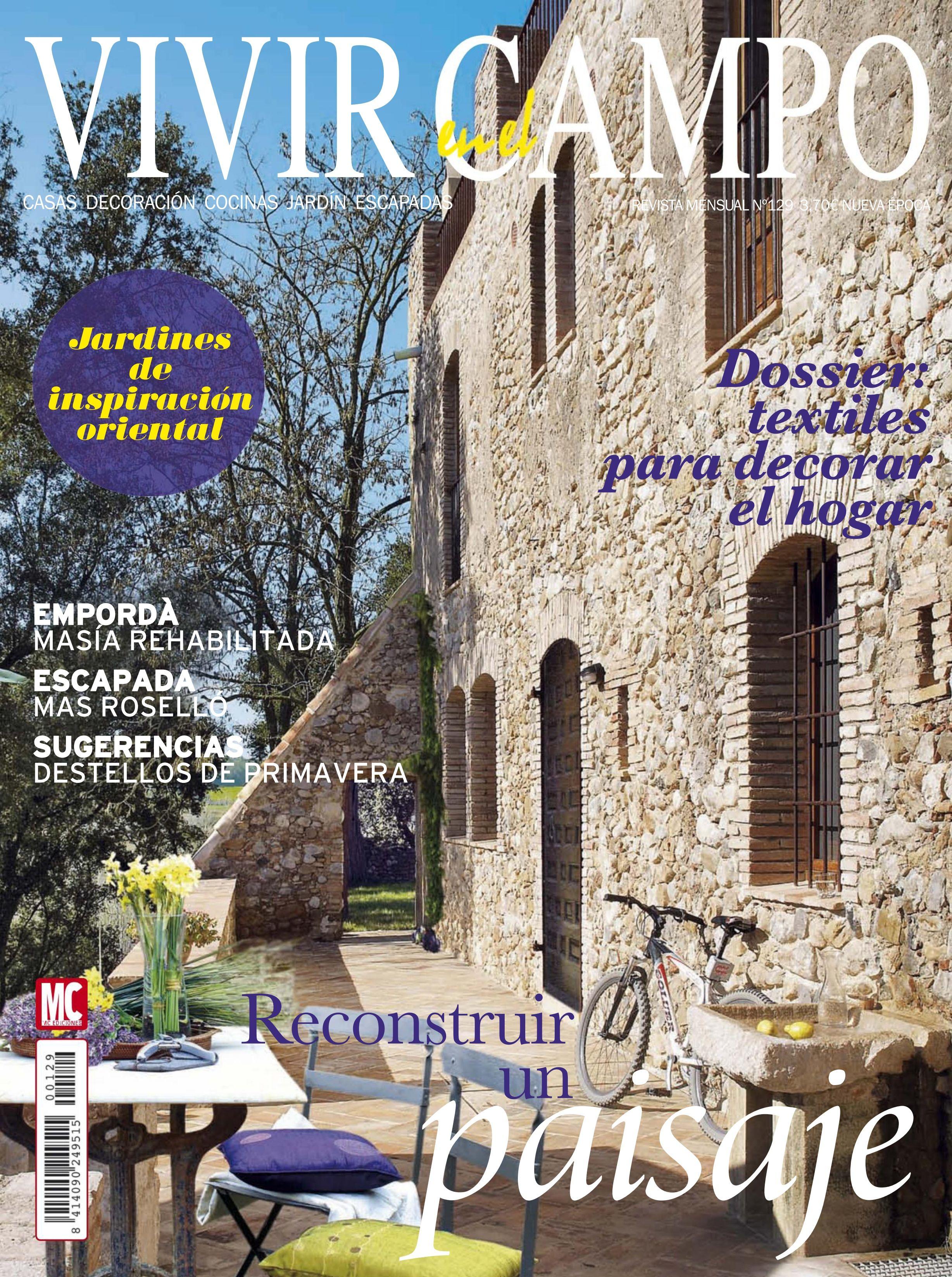 Vivir en el Campo 129. Reconstruir un paisaje. | Revistas de ...