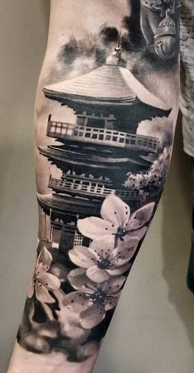 Japanese Temple Tattoos: Meanings, Symbolism & More
