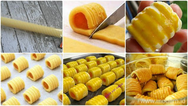 Cara Membuat Nastar Gulung Yang Lembut Dan Meleleh Di Mulut Modern Id Di 2020 Nastar Makanan Dan Minuman Resep