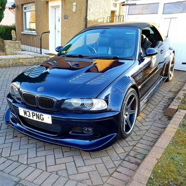 Wide Body E46 M3 Convertible !! She Has To Be The Best