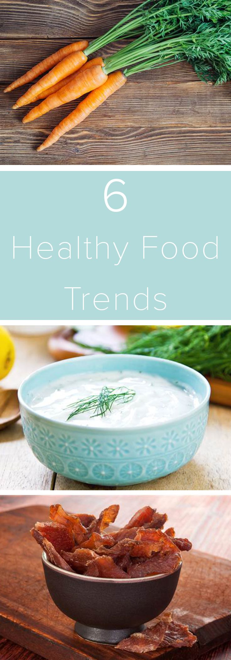 What's hot in healthy food? 6 trends to look for in 2016
