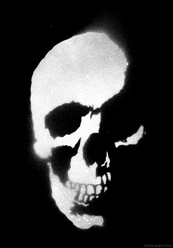 Skull Stencil Inverted By Anotherfinch On Deviantart Skull Stencil Skull Stencils Skull Stencil Templates