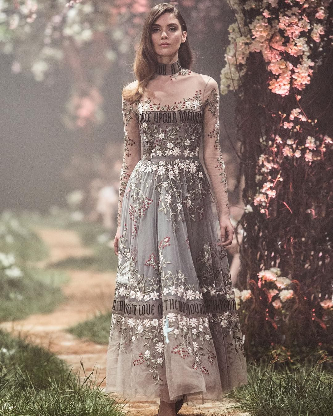 b68a2adf069 Australian couture label Paolo Sebastian has launched a dazzling Disney  fairytale-inspired collection for Spring