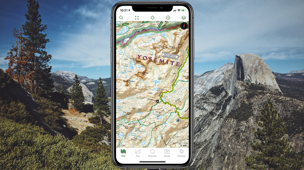 Using the Gaia GPS App on Your Thru-Hike | Camping/ Hiking