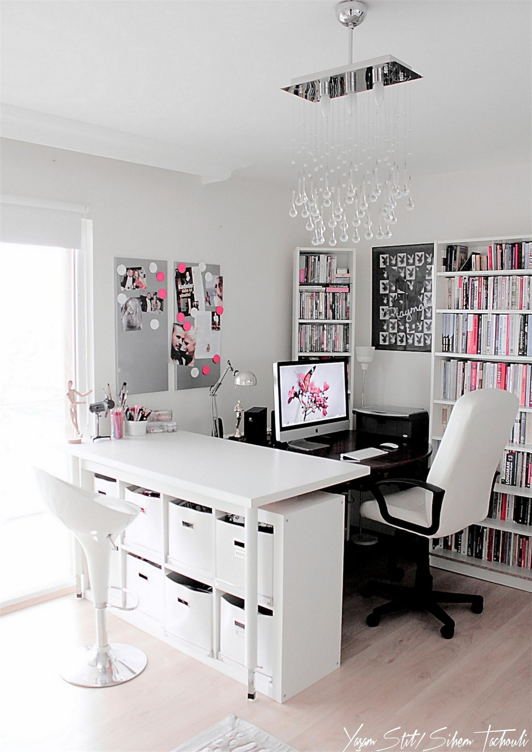 100 Cool Small Home Office Ideas, Remodel and Decor | Room, Office ...