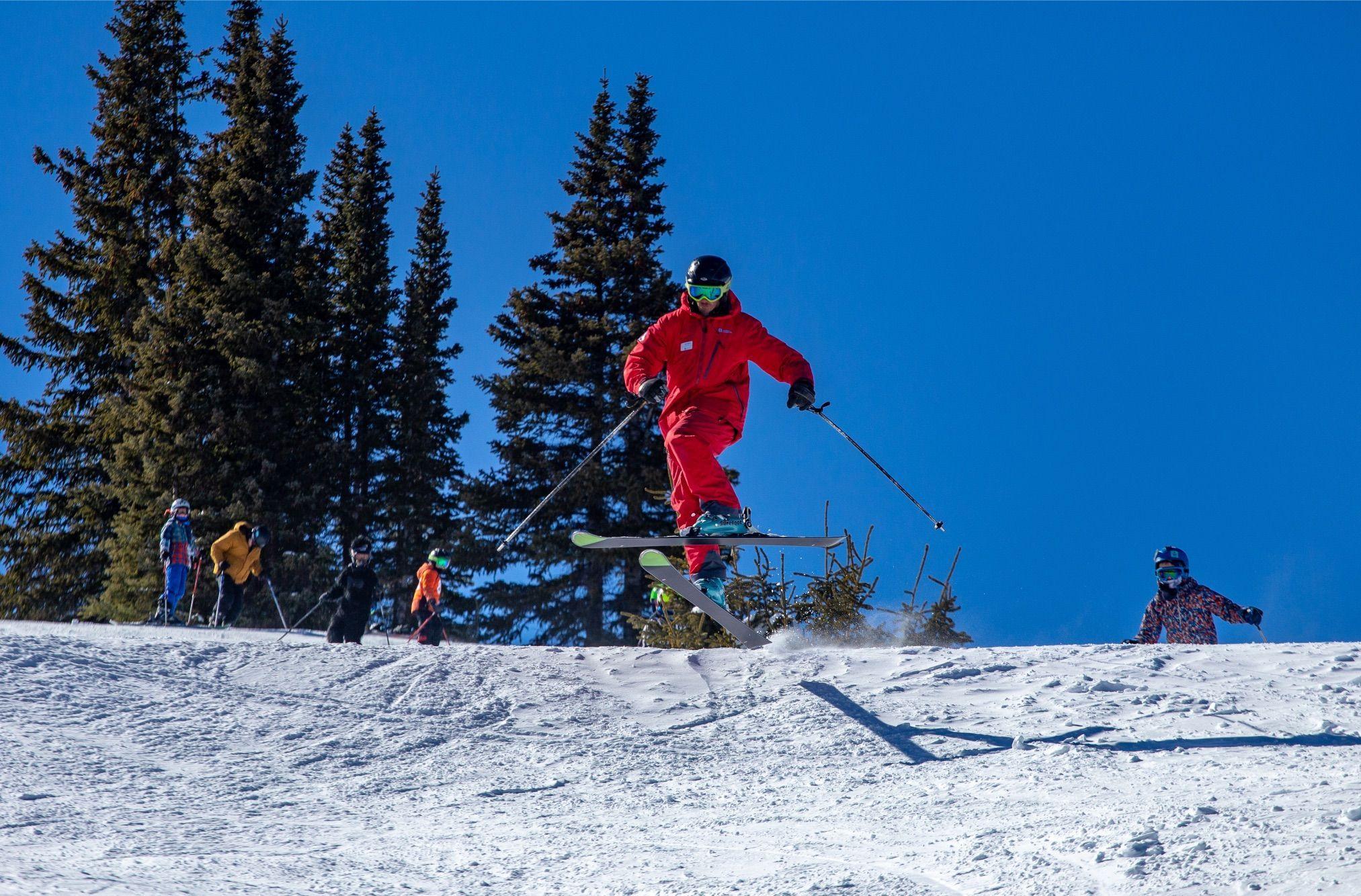 Copper Mountain Ski Ride School Colorado Ski Resort Learn To Ski Learn To Ride Ski Lessons Ski Learning P Copper Mountain Ski Skiing Lessons Mountains
