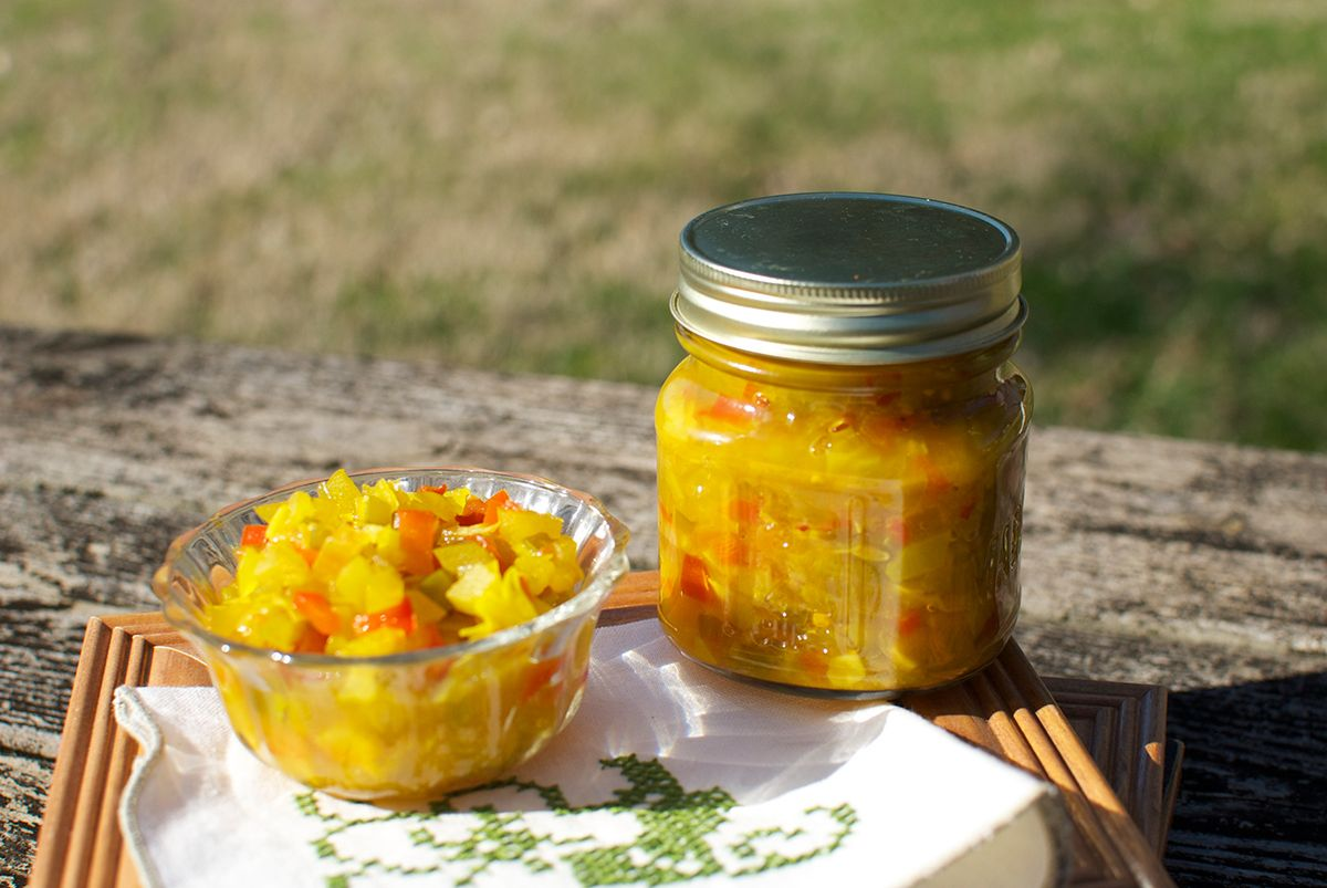 Old Fashioned Chow Chow Relish Recipe Chow Chow Relish Relish