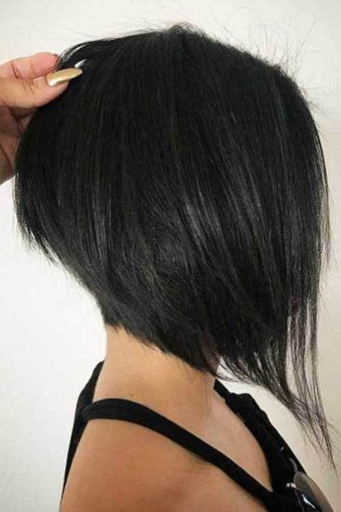 20 Latest Bob Haircuts And Styles Inverted Bob Hairstyles Short Hair With Layers Thick Hair Styles