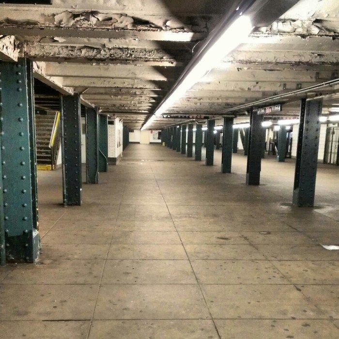 NYC Subway Station