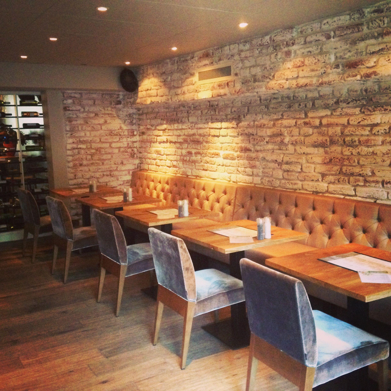 epping #hotel #ijsselstein #interior #bricks #restaurant #design