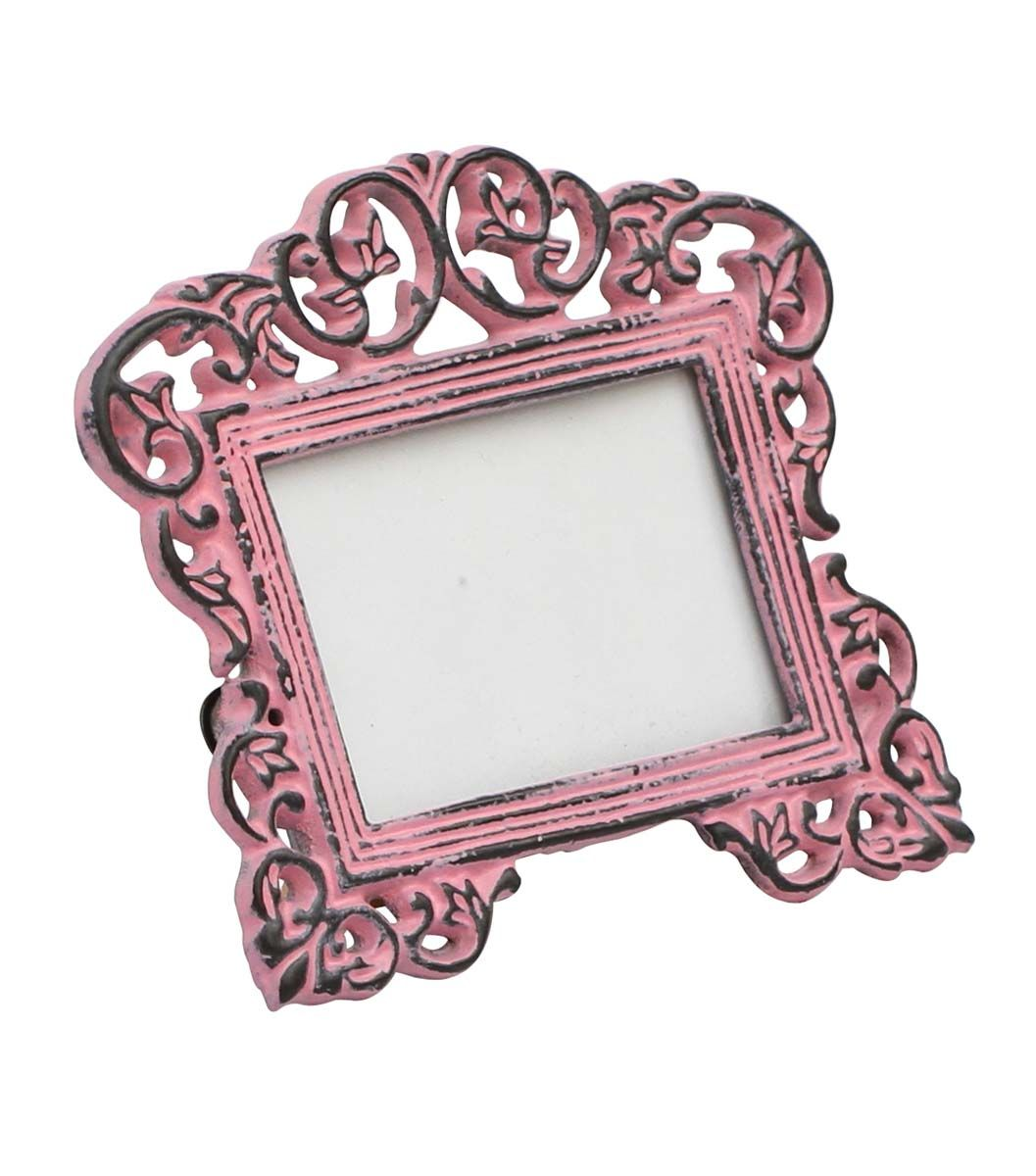 Bulk wholesale handmade pink photo stand in metal decorative bulk wholesale handmade pink photo stand in metal decorative photo frames for living rooms jeuxipadfo Image collections