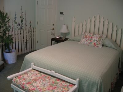 another picket fence headboard - Another Picket Fence Headboard Baby's Bedroom Ideas Pinterest