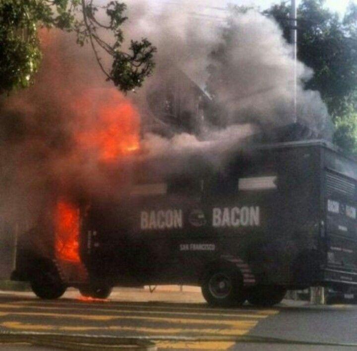 Nooooooooo! Save the bacon!!!!!!