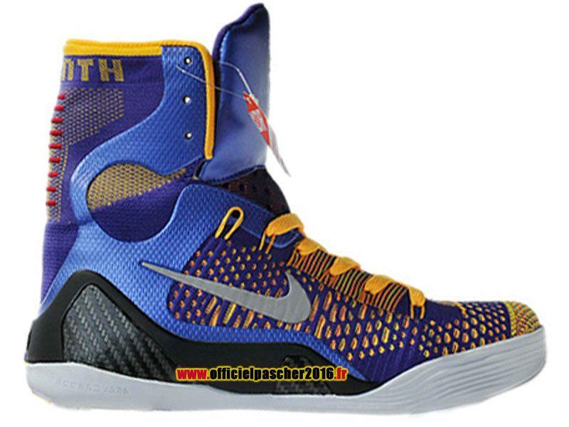 Officiel Nike Kobe 9 IX Elite Cher Chaussures Nike Basketball Pas Cher Elite f47549