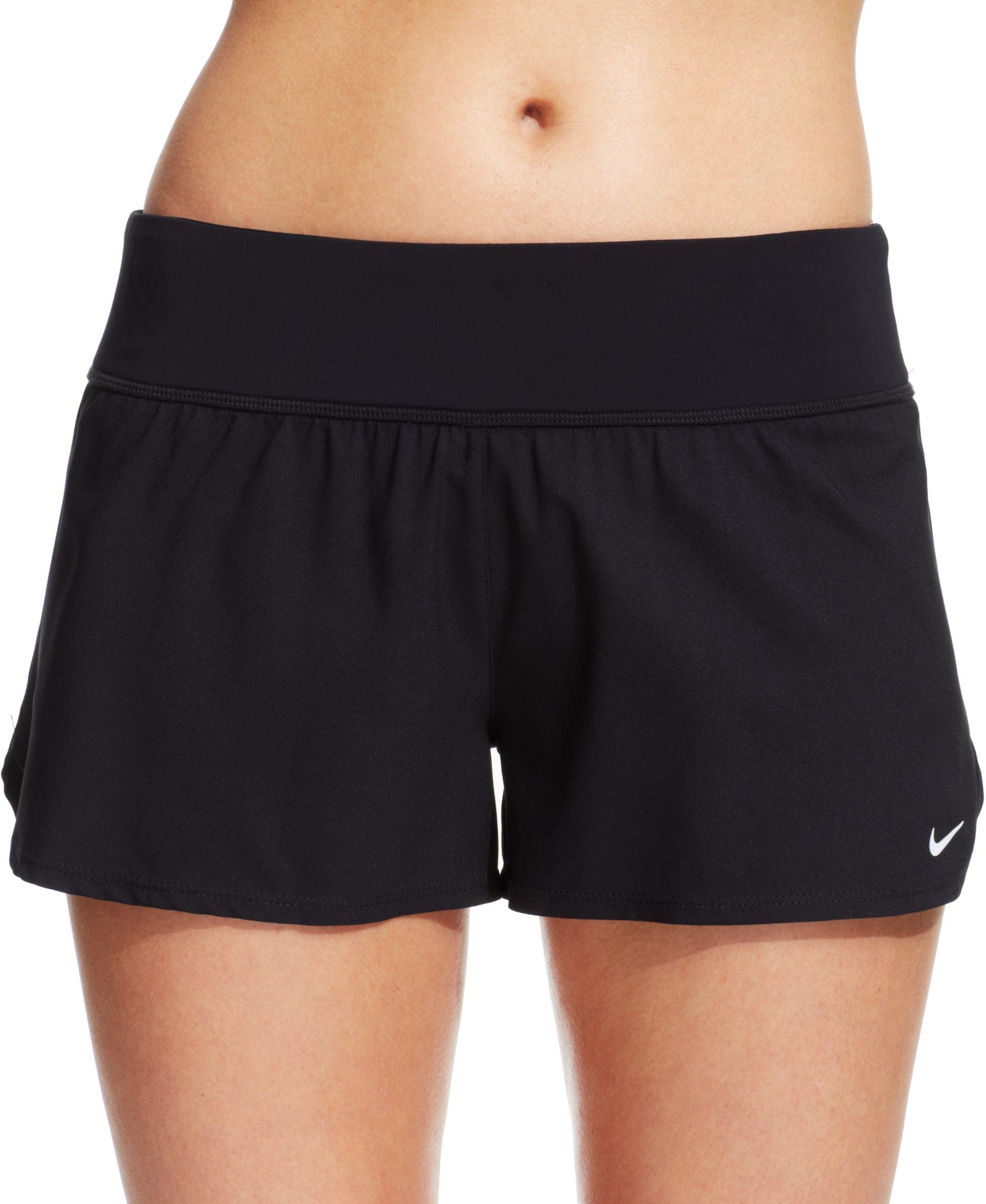 81e1d768bd Nike Swoosh Active Board Shorts | Products | Board shorts women ...