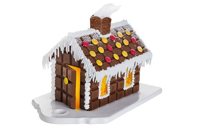 Letar du efter ett roligt alternativ till pepparkakshus? Haka på trenden med chokladhus! Vi visar dig hur du bygger ett eget chokladhus, steg för...