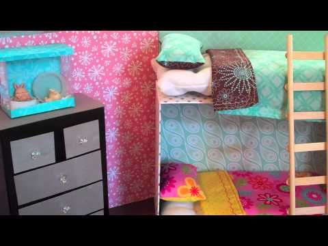 by request: there is a very fast and easy way to make doll bunk beds please make request at : http://www.myfroggystuff.blogspot.com  fun stuff for kids: http://www.myfroggyboy.blogspot.com  shop: http://www.froggystuff.etsy.com