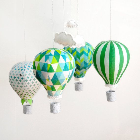 GEKREGEN: Hot Air Balloon Kit - Emerald City