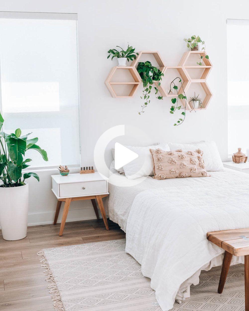 El OM Inicio Nuestra moderna + Mínimo dormitorio principal   Deco ...