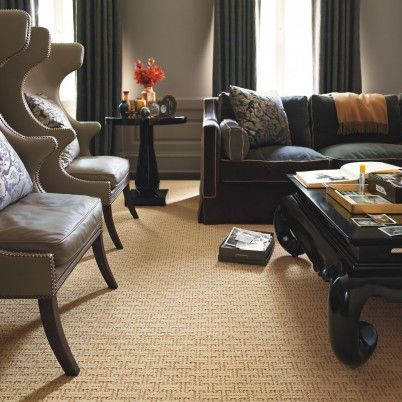 """WARM WELCOME Carpet Tiles in """"Gold Leaf"""""""