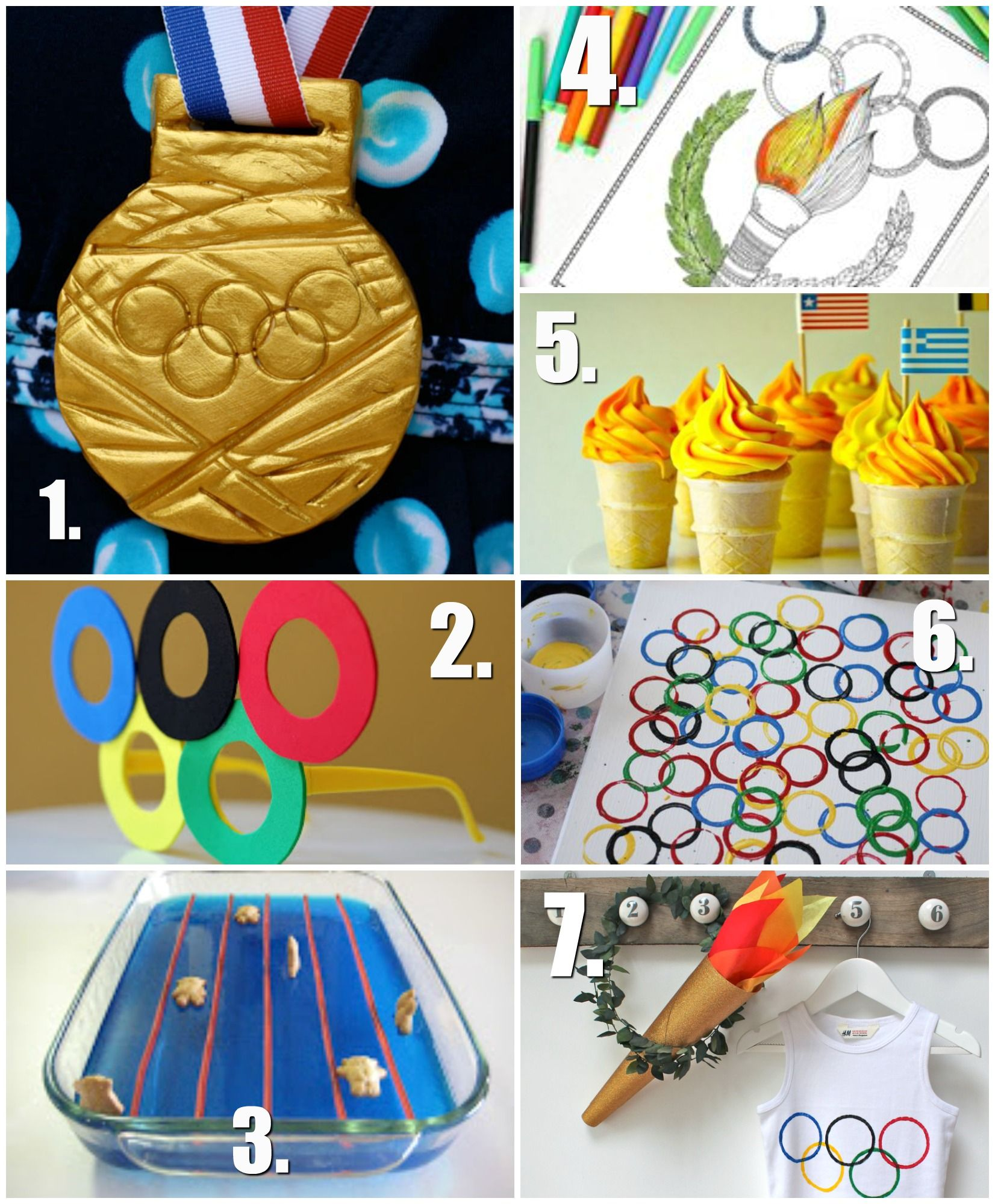 7 Brilliant Ideas To Feed Your Olympics Obsession With