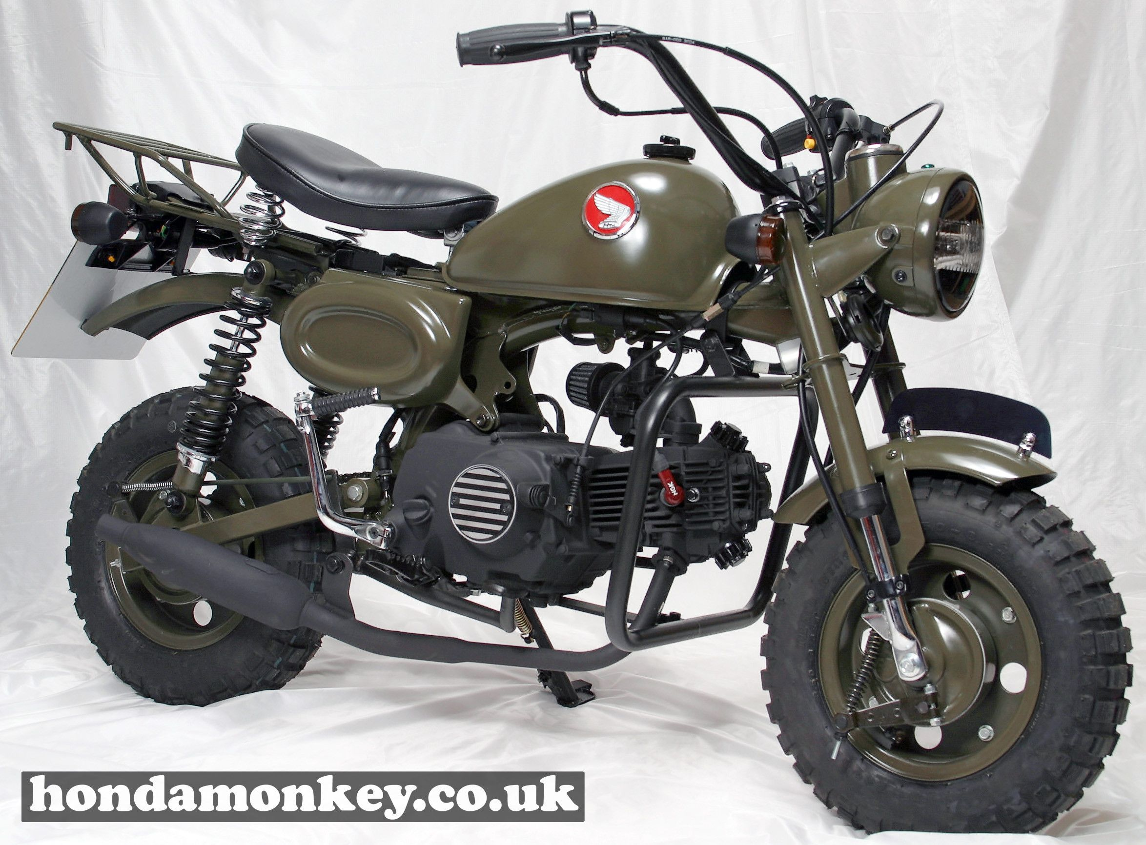 Honda Ruckus Military How About Another Motorcycles You D Like To Remakes Of Thread Mini Bike Mini Motorbike Motorcycle