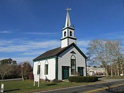 Waquoit Congregational Church, Waquoit MA