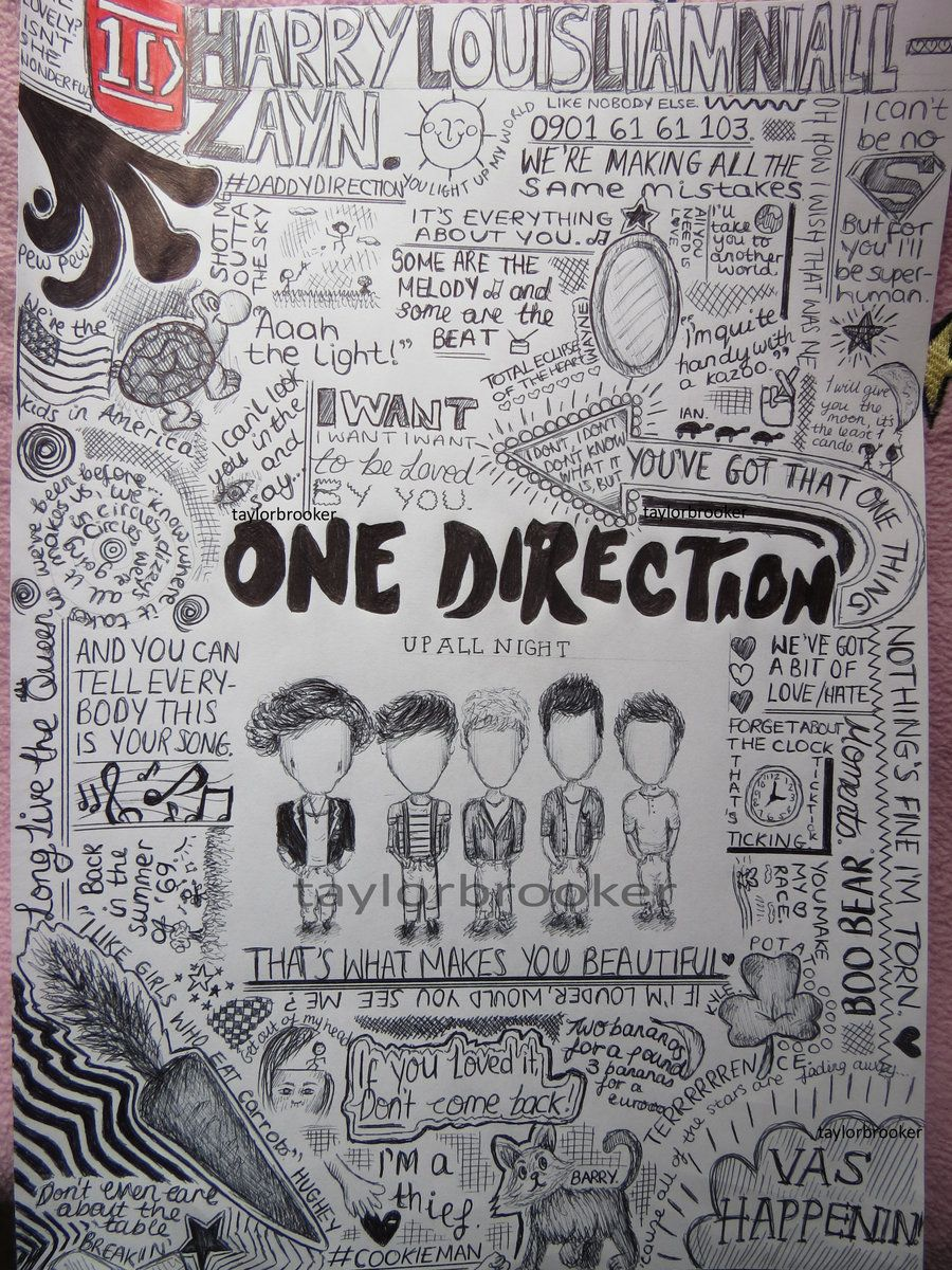 One Direction Bedroom Stuff Pencil Drawing One Direction Fan Art So Good So Im