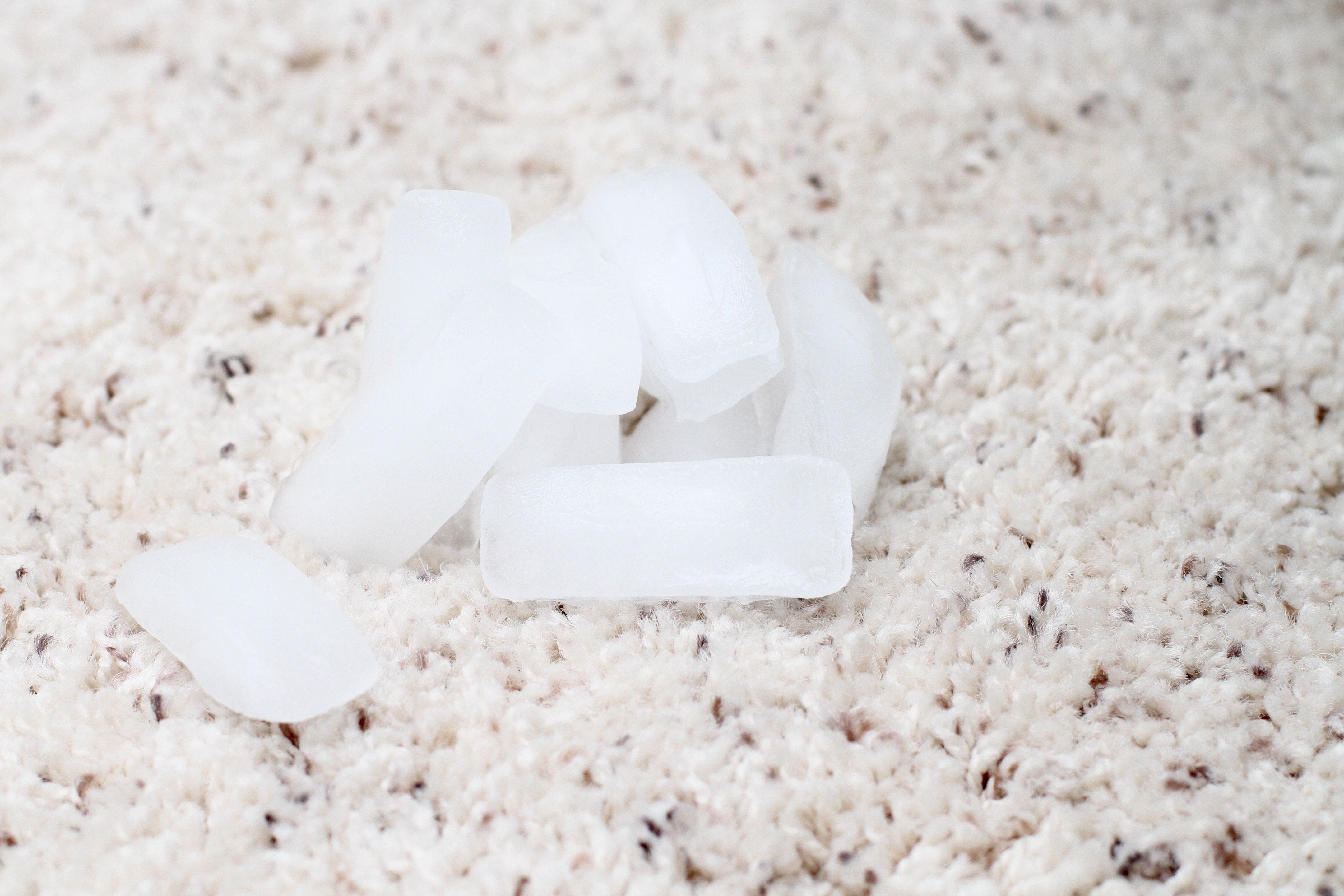 Why You Should Let Ice Cubes Melt on Your Rugs and Carpet