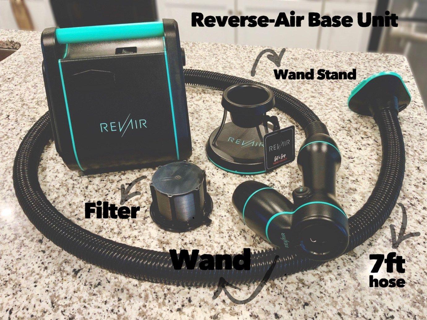 RevAir ReverseAir Dryer First Use Shea moisture