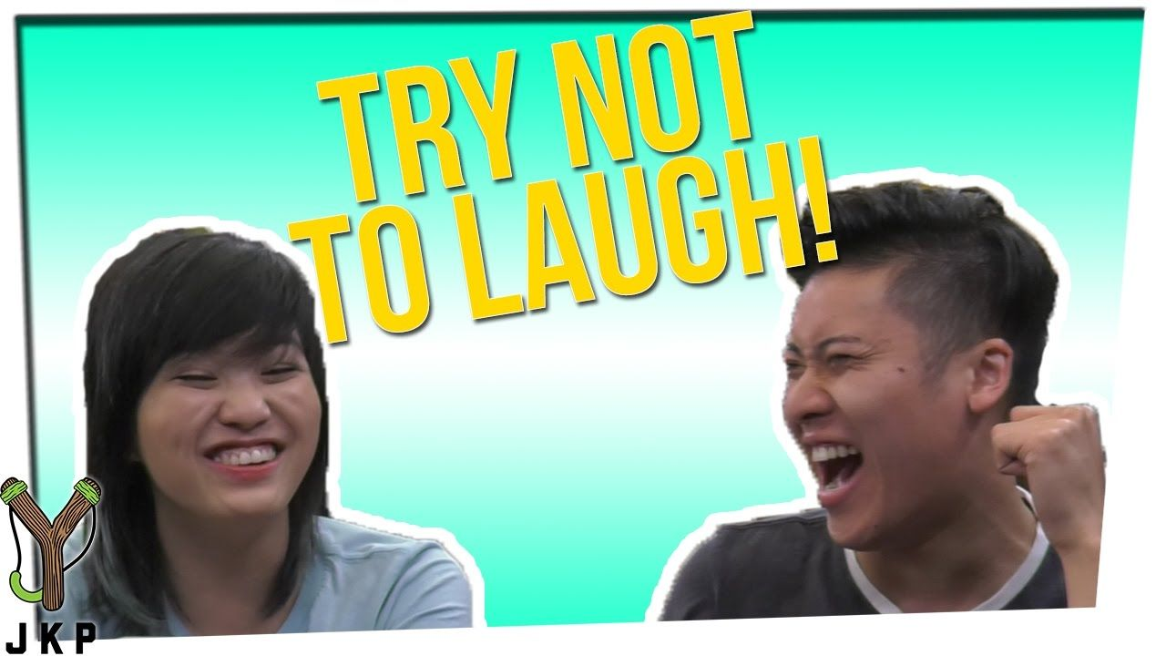 Try Not To Laugh Anime Edition Ft. Julia & Byron