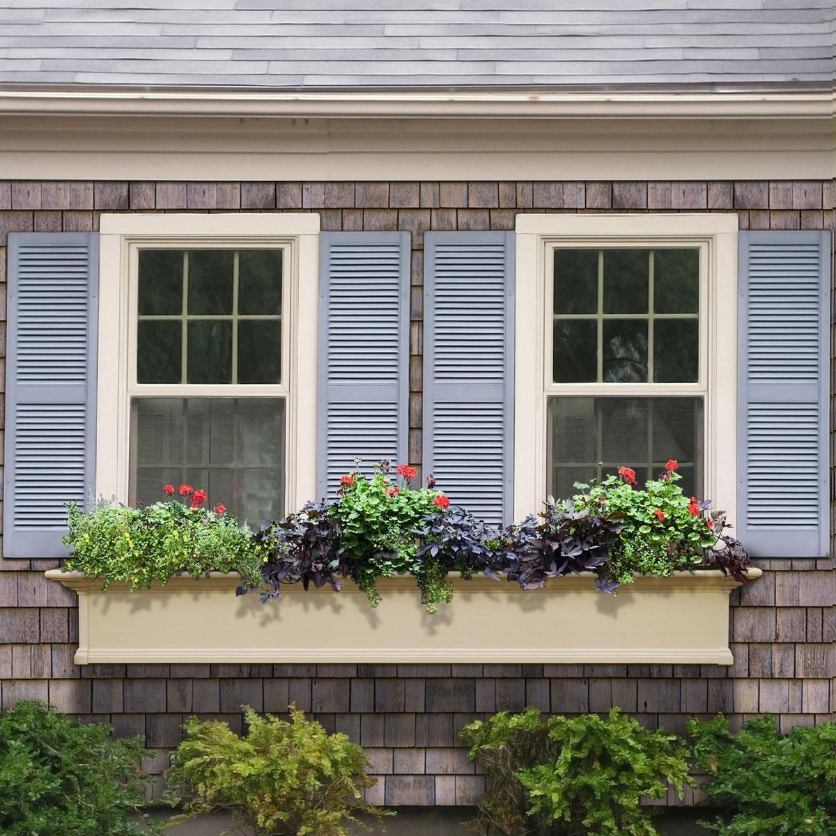 Architecturaldepot Com Mp4826 Yorkshire Window Box Window Box Porch Design