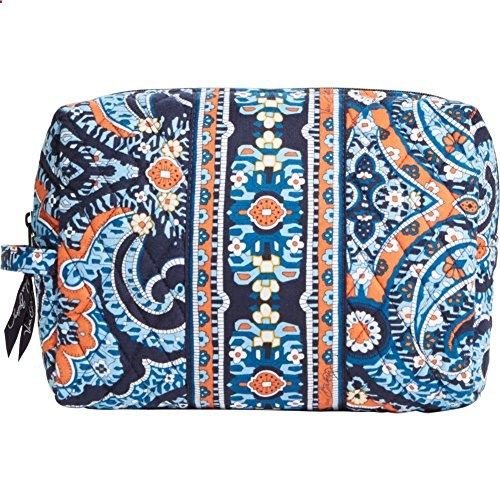 Vera Bradley Luggage Women's Large Cosmetic Marrakesh Luggage Accessory. View website for more description.
