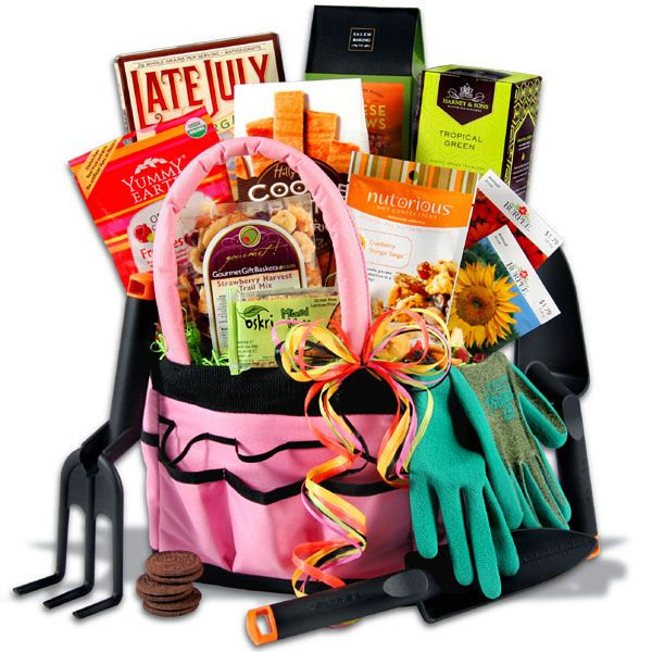 Gardening Gift Ideas For Mom Pretty in pink gardening gift basket crafts gifts pinterest mothers day gifts pretty pink gardening gift basket is a great gift for any mom or grandma who enjoys gardening includes complete set of gardening tools workwithnaturefo