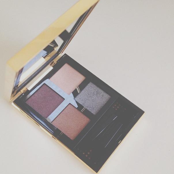 Palette Classy de Yves Saint Laurent.