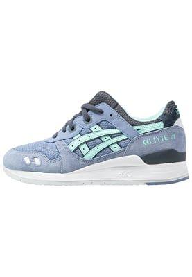 GEL-LYTE III - Sneakers laag - stone wash/light mint