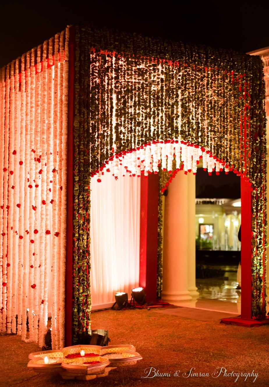 Decor Indian Wedding Decor Wedding Entrance Wedding Entrance