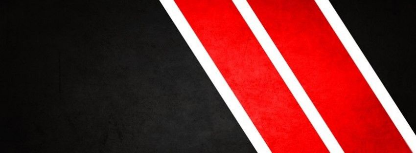 Abstract Black Red White Stripes Facebook Cover Red And White Black Abstract Black And Red